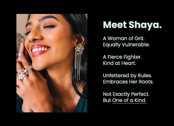SilverBanner3: Meet Shaya