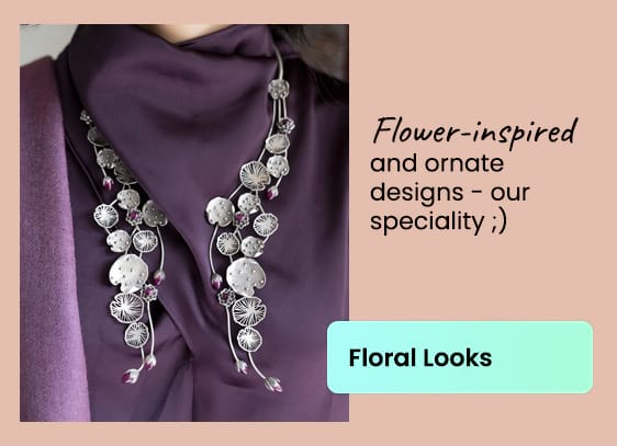 SilverBanner7: Floral