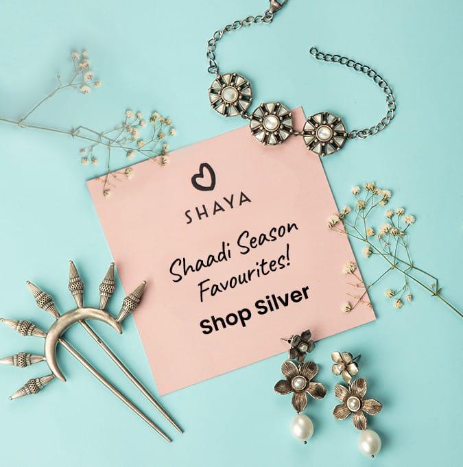Shaya - Silver Jewellery